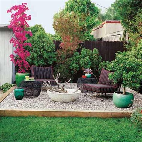 Pea Gravel Patio Designs by Gravel Patios Here S A Speckled Pea Gravel Patio