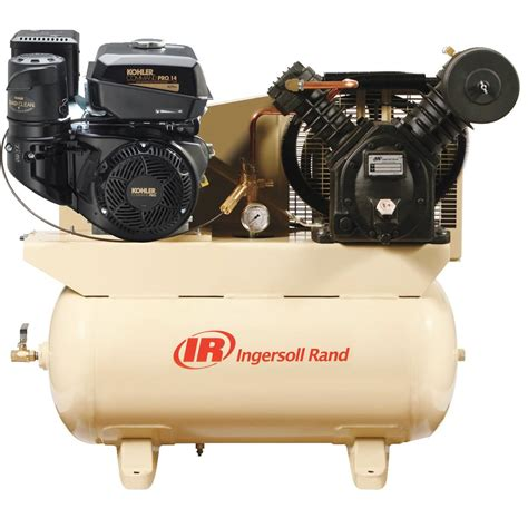 ingersoll rand 14 hp gas two stage air compressor gempler s