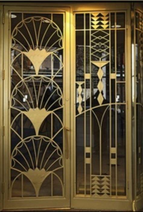 deco doors in chicago lobby deco doors and deco