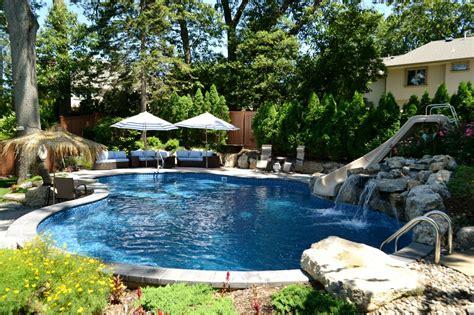"""Garden Pool :  Creating A Backyard Escape That """"wows!"""""""