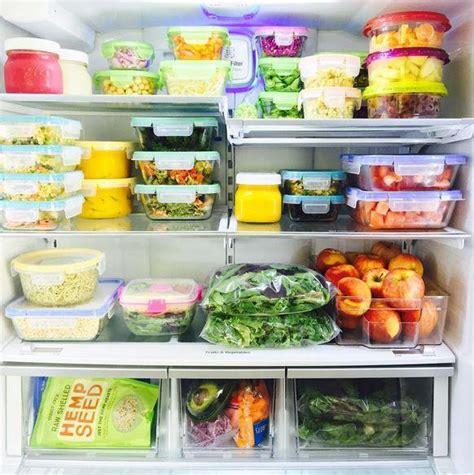 comment optimiser la temp 233 rature et le rangement dans frigo
