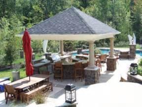 backyard patio design ideas ward log homes