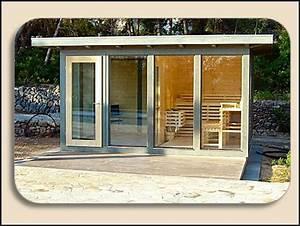 Sauna Im Garten : sauna bauen im garten download page beste wohnideen galerie ~ Markanthonyermac.com Haus und Dekorationen