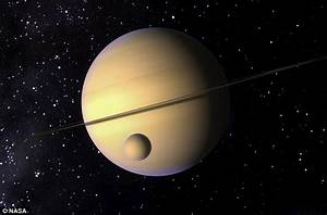 Chemical found in Titan's atmosphere could form membranes ...