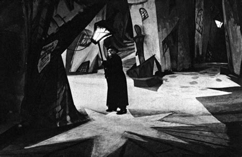 the cabinet of dr caligari monovisions