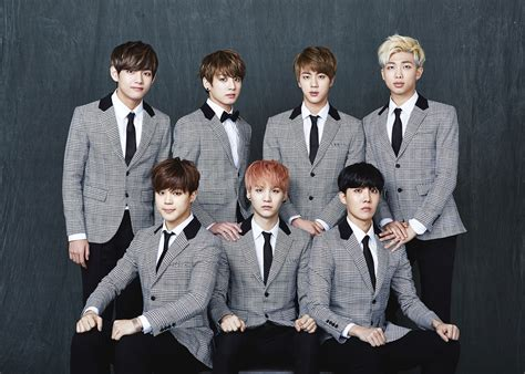 Bts Share Their 'real Family Picture' Photoshoot For 2nd