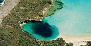 Bahamas' 'blue holes' hold wonders and weird science ...