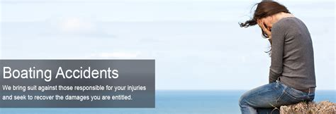 Boating Accident Michigan by Boating Accident Lawyers Detroit Berkley Battle Creek