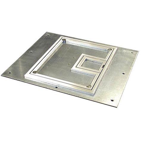 fsr fl 600p slp c 1 4 quot beveled aluminum fl 600p slp c b h