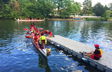 Dragon Boat Hire by Floating Platform Uses Capabilities Events Commercial