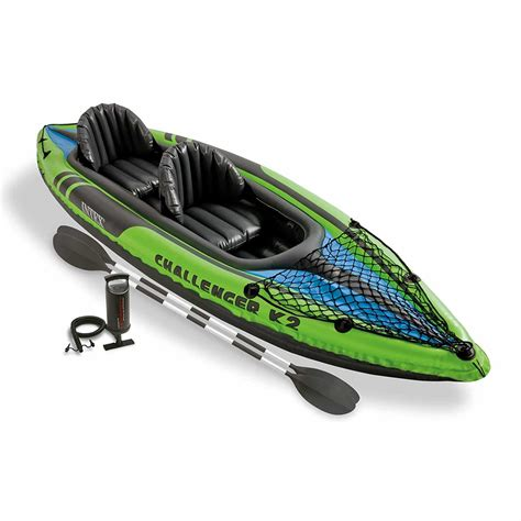 Intex Inflatable Boat Review by Top 10 Best Inflatable Boat And Kayaks Reviews In 2018