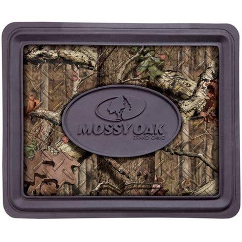 mossy oak camo rear utility floor mat walmart