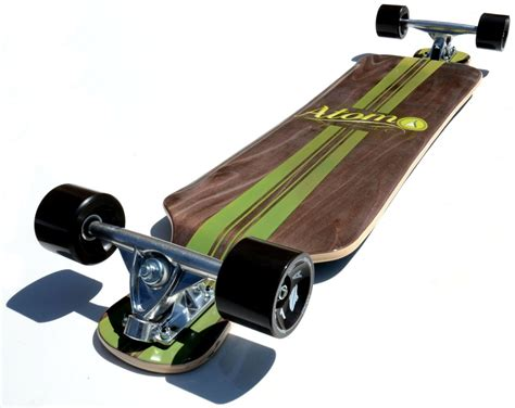 atom drop deck longboard review review longboards