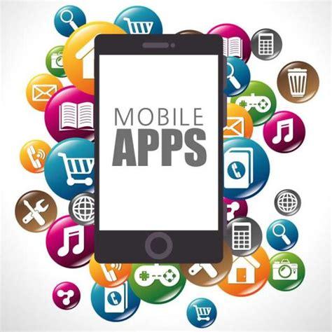 Gebrauch Von Smartphoneapps Nimmt Zu Appindustrie Boomt