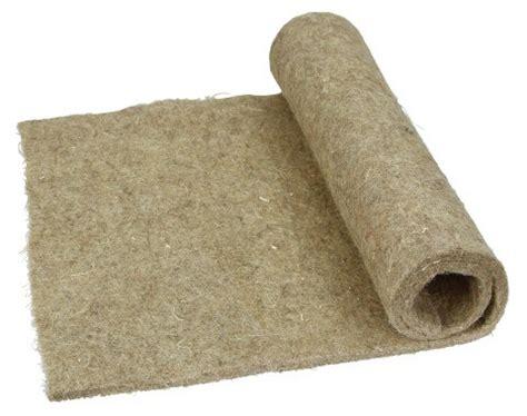 tapis de chanvre pour cage lapin furet animaloo