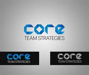 Business Logo Design for Core Team Strategies by CREATIX ...