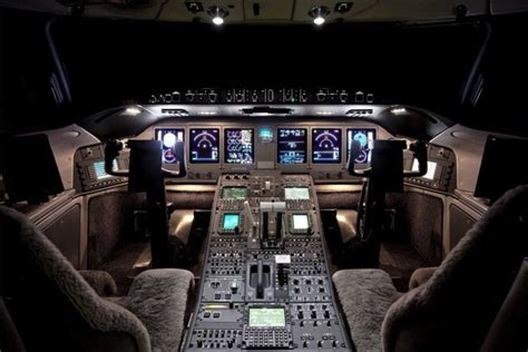 luxurious bombardier global express from the inside the rich times