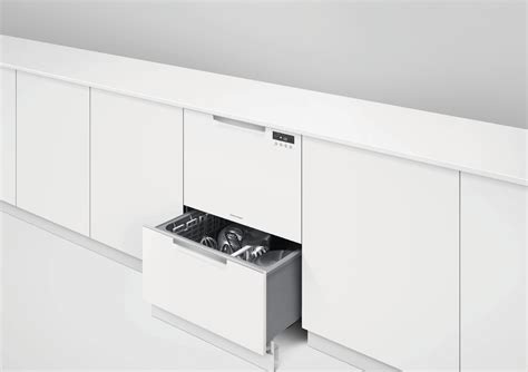 Fisher Paykel Double Drawer Dishwasher Crystal Drawer Pulls Handles Metal Tool Drawers Organizing Junk Spice Organizer House Plan Kitchen Replacement Doors And Bedside Argos White Wardrobe With Mirror