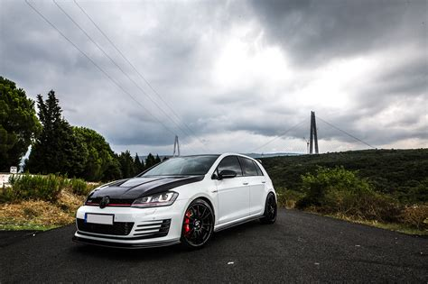 golf vii gti r boca design carbon expert
