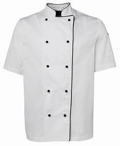 Chef Jacket - Short Sleeve - Aussie Blokes Clothes