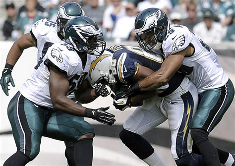 Malcom Floyd Taken Off On Stretcher After Hit From Demeco