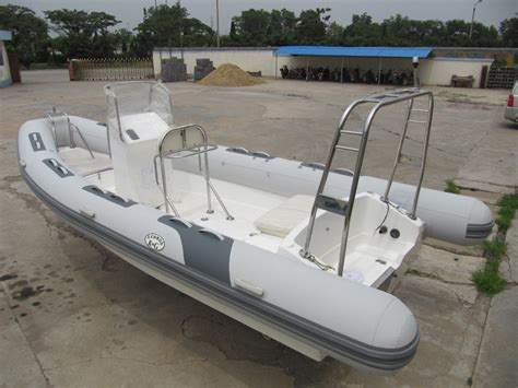 Inflatable Boat Hypalon by Hypalon Inflatable Boat 680a 3 Ce Approval China Rib