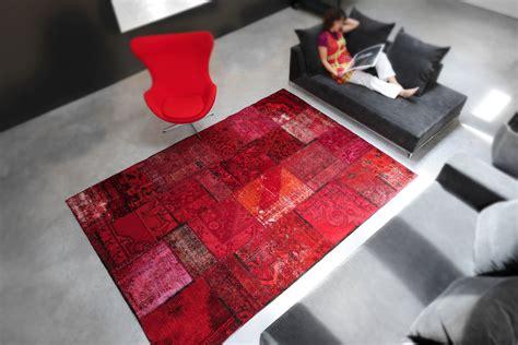 tapis patchwork pas cher sur lareduc