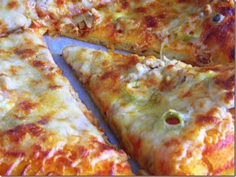 pizza maison facile paperblog
