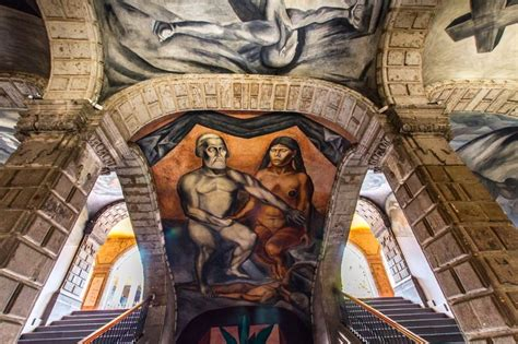 jose clemente orozco cortes y malinche mexico city mexico city photos and