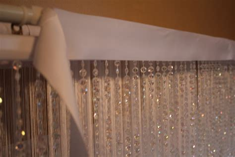 How To Make Beaded String Curtains-home The Honoroak