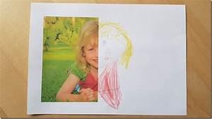 Malen Mit Kindern : malen mit kindern halbes foto fertig malen mamaz ~ Markanthonyermac.com Haus und Dekorationen