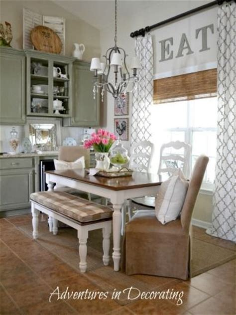 15 ways to add to any of window tables window treatments and signs