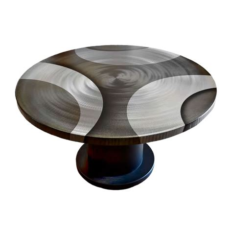 60 Inch Round Pedestal Table  King Dinettes Custom