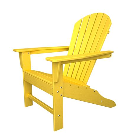 polywood south adirondack chair