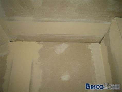 finition plaque pl 226 tre mur plafond