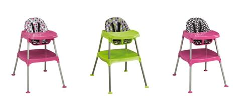 image of recalled evenflo high chair growing your baby