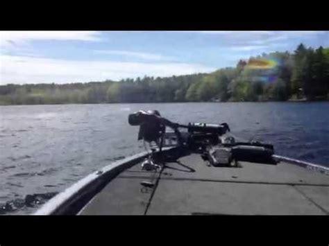 Skeeter Bass Boat Youtube by Skeeter Bass Boat Speed Test Youtube