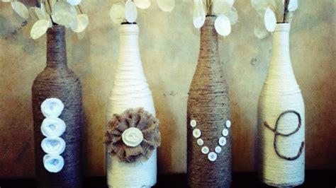 wine bottle crafts for diy decor vase rent