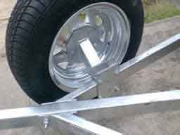 Best Boat Trailer For Beach Launching by Seatrail Boat Trailer Accessories