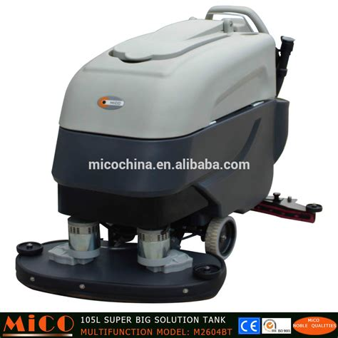 fully automatic industry scrubber floor cleaning machines