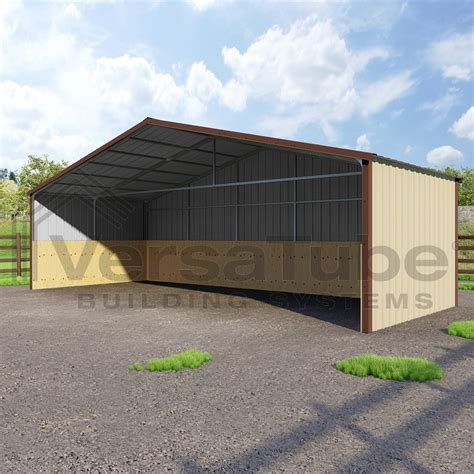 loafing shed 30 x 12 x 8 barn or loafing shed