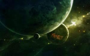Saturn Planet Stars Wallpapers - 1280x800 - 324336
