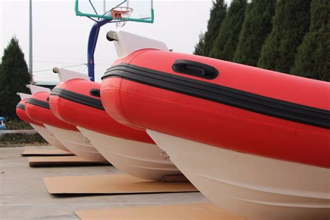 Inflatable Boats Hull by Hypalon Inflatable Rib Boats Rigid Hull Fiberglass Frp
