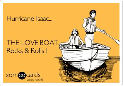 Hurricane Isaac Love Boat by Birthday Flirting Halloween