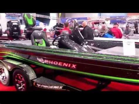 Phoenix Bass Boats Youtube by 2015 Phoenix 721 Proxp Bass Boat Overview Youtube