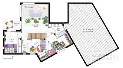 grande maison moderne hqe d 233 du plan de grande maison moderne hqe faire construire sa maison