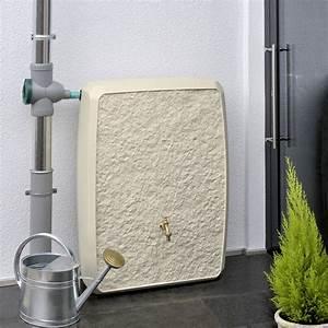 Was Ist Sandstein : regentonne eckig wandtank multitank sandstein 250 liter ~ Markanthonyermac.com Haus und Dekorationen