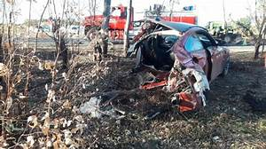 TWO People have been Killed as Car Crashes into Tree ...