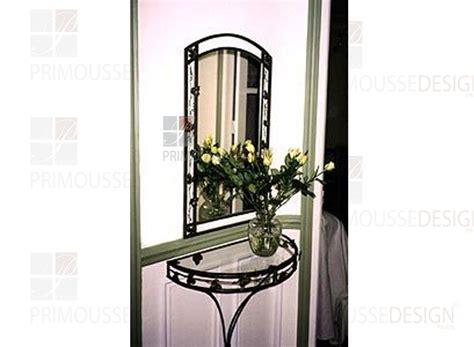 miroirs et consoles marocains en bois et fer forg 233 primousse