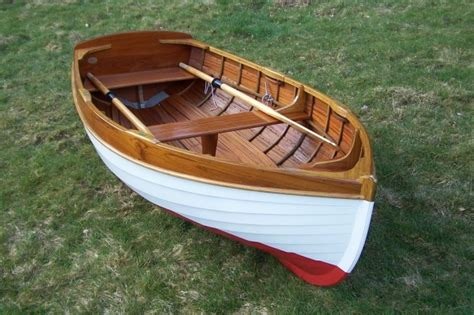 Rowing Boats For Sale Devon by Exe Cub Wooden Rowing Boat For Sale